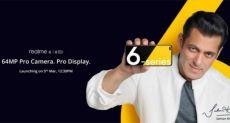Realme 6 и Realme 6 Pro: изображение, характеристики и цена