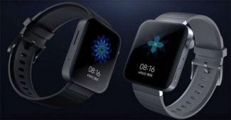 Подробности о смарт-часах Xiaomi Mi Watch Lite
