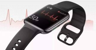 Представлены Oppo Watch 2 ECG Edition