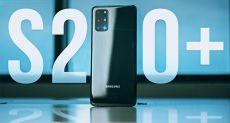 Видео: первое знакомство с Samsung Galaxy S20+