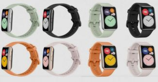 Вышли умные-часы Huawei Watch Fit