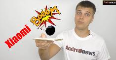 Акция «Xiaomi Boom» от магазина Flosmall на покупку Mi Note и Mi Note Pro с хорошей скидкой!