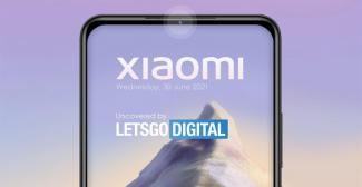 Xiaomi придумала альтернативу подэкранной камере. Задумка интересная