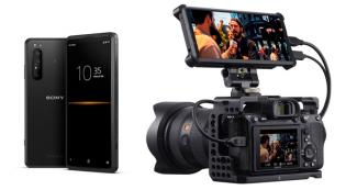Sony Xperia Alpha станет симбиозом смартфона и камеры
