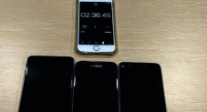 OnePlus 3 превзошел в тесте быстрой зарядки Samsung Galaxy S7 и Xiaomi Mi5 почти в 2 раза