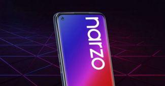 Слили все характеристики Realme Narzo 20 Pro