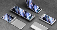 Motorola запатентовала модульный и складной смартфон