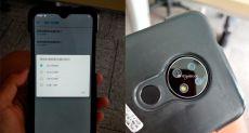 На фото показали смартфон Nokia с тройной камерой