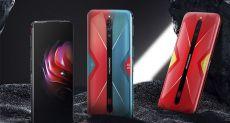Анонс Nubia Red Magic 5G: игрофон с 144-герцовым дисплеем и 16 Гб оперативки
