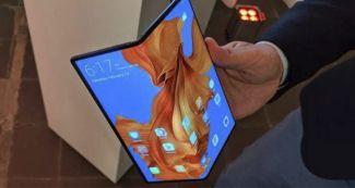 Складные аппараты Huawei и Xiaomi позаимствуют фишку Samsung Galaxy Z Flip
