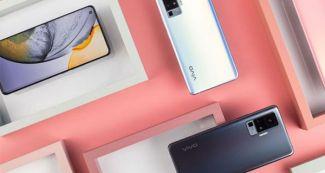 Vivo представила в Украине смартфоны X50 и X50 Pro, а также наушники TWS Neo
