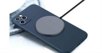 Показали магнитную зарядку для iPhone 12