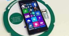 Zte nubia Z9 и Xiaomi Mi4 засветились на выставке Microsoft в Шенжене