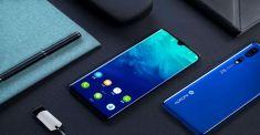 ZTE Axon 10s Pro: 5G-флагман с Snapdragon 865